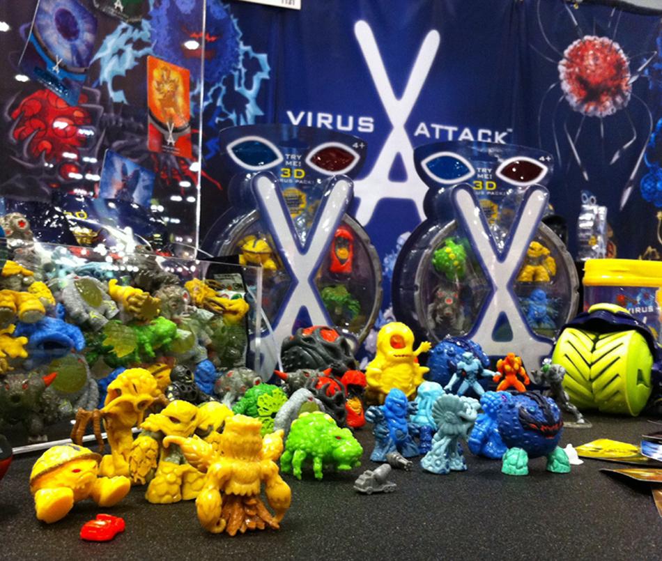 Virus attack 6