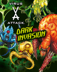 VIRUS ATTACK- DARK INVASION